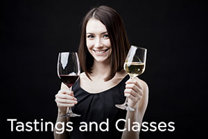 Tastings and Classes