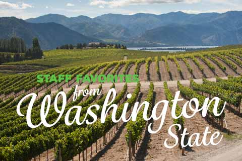 Staff Favorites from Washington State