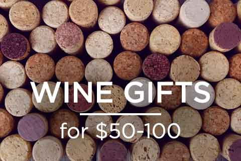 Wine Gifts for $50 - $100