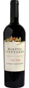 Bear Path Vineyards Napa Valley Cabernet Sauvignon