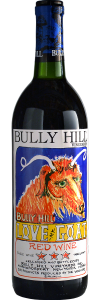 Bully Hill Vineyards Love My Goat Red Wine