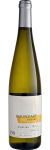Boundary Breaks Riesling Reserve No. 198