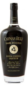 Cayman Reef Kona Coffee Liqueur