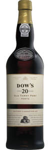 Dow's Old Tawny Porto Aged 20 Years