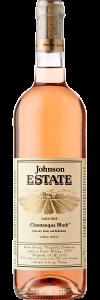 Johnson Estate Chautauqua Blush
