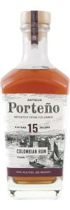Antigua Porteño Sistema Solera 15 Colombian Rum