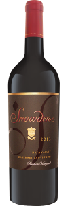 Snowden Cabernet Sauvignon Brothers Vineyard