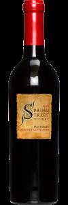 Spring Street Winery Cabernet Sauvignon