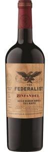 The Federalist Zinfandel Aged In Bourbon Barrels For 6 Months