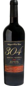 Vineyard Block Estate 304 Special Reserve Cabernet Sauvignon