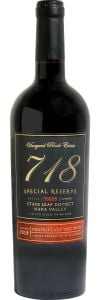 Vineyard Block Estate 718 Special Reserve