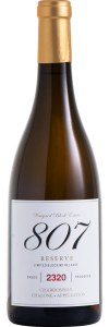Vineyard Block Estate 807 Reserve Chardonnay