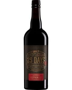 25 Days Red Blend