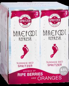 Barefoot Refresh Summer Red Spritzer