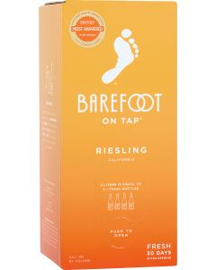 Barefoot On Tap Riesling