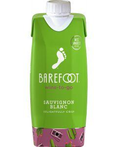 Barefoot wine-to-go Sauvignon Blanc