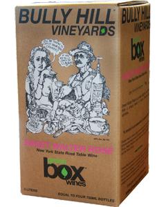 Bully Hill Vineyards Sweet Walter Rosé Wine