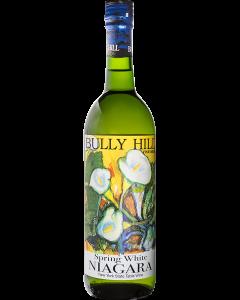 Bully Hill Vineyards Spring White Niagara