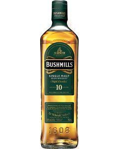 Bushmills Single Malt Irish Whiskey Aged 10 Years