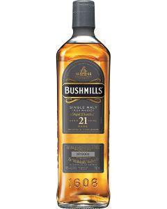 Bushmills Single Malt Irish Whiskey Aged 21 Years