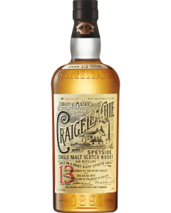 Craigellachie Single Malt Scotch Whisky Aged 13 Years
