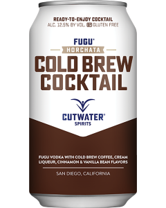 Cutwater Fugu Horchata Cold Brew Cocktail