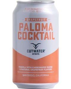 Cutwater Spirits Paloma Cocktail