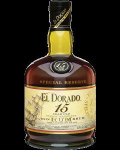 El Dorado Special Reserve 15 Year Old