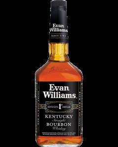 Evan Williams Black Label