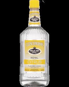 Fleischmann's Royal Citrus Flavored Vodka