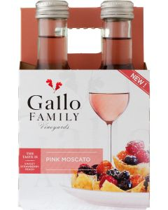 Gallo Family Vineyards Pink Moscato