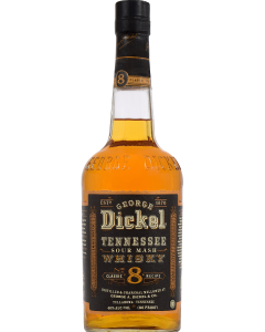 George Dickel No. 8 Tennessee Sour Mash Whisky