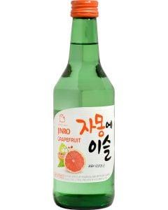 Jinro Grapefruit Soju