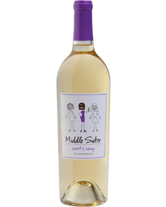 Middle Sister Sweet & Sassy Moscato