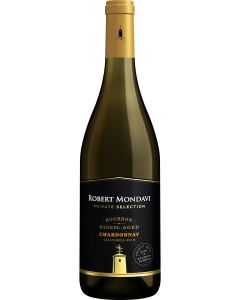 Robert Mondavi Private Selection Chardonnay Aged in Bourbon Barrels