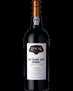 Poças 20 Years Old Tawny Porto