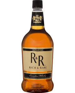 Rich & Rare Canadian Whiskey
