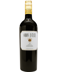 Sobon Estate Fiddletown Zinfandel