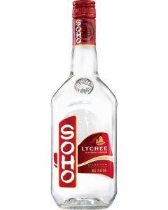 Soho Lychee Flavored Liqueur